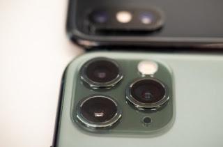 cámara del teléfono inteligente