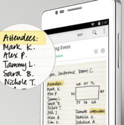 notas y notas iphone y android