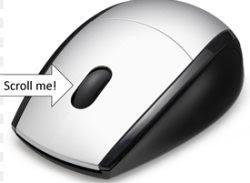 desplazamiento suave de la rueda del mouse