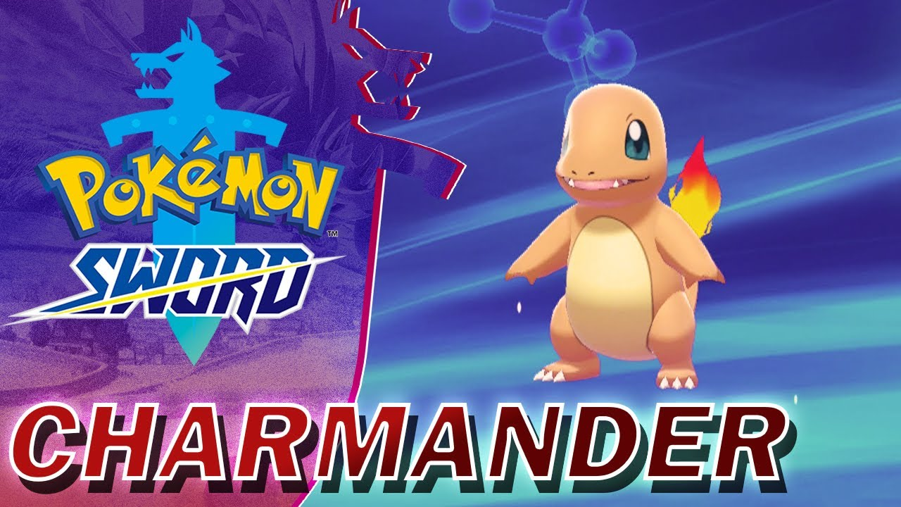 Pokemon Sword and Shield: Cómo obtener Charmandra y Sharizar Gigamax