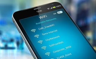 Problemas de Wi-Fi de Android