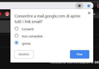 Envío de correo electrónico a Gmail