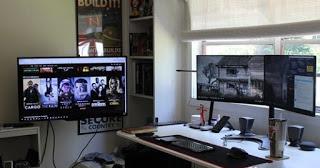 Monitor de televisión