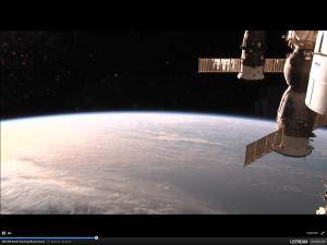 Imágenes en vivo de la NASA