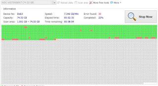 scandisk chkdsk Windows