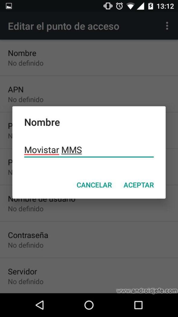 android como enviar o recibir mms sin conectarse a internet 1