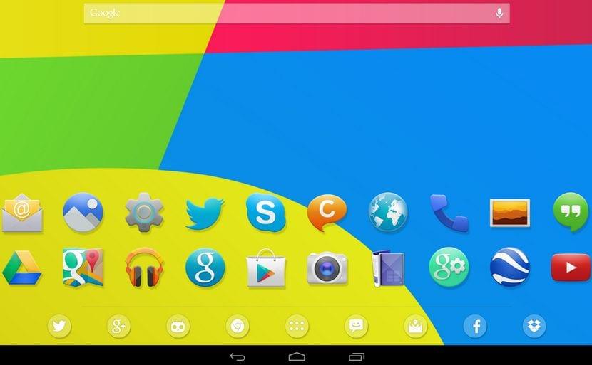 android live prueba android en tu computadora en version cd o usb 1