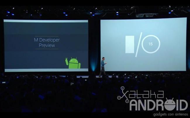android m la proxima version de la plataforma android