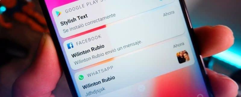 android vea notificaciones al estilo de ios con notificaciones de iphone