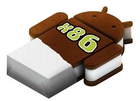 androidx86 4 0 rc2 ice cream sandwich lanzado en nuestra computadora