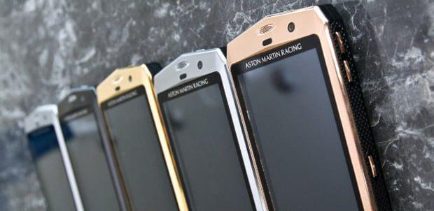 aston martin aspire el smartphone android mas caro del mundo 1