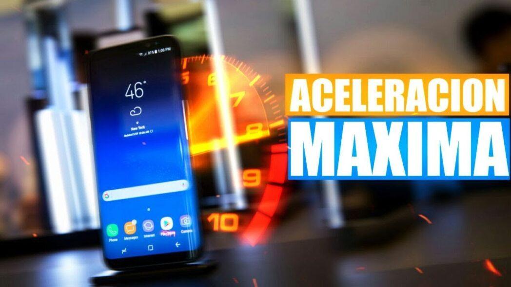 como acelerar android