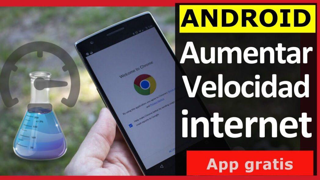 como acelerar las conexiones wi fi y 4g en android