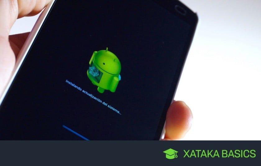 como actualizar los telefonos inteligentes android