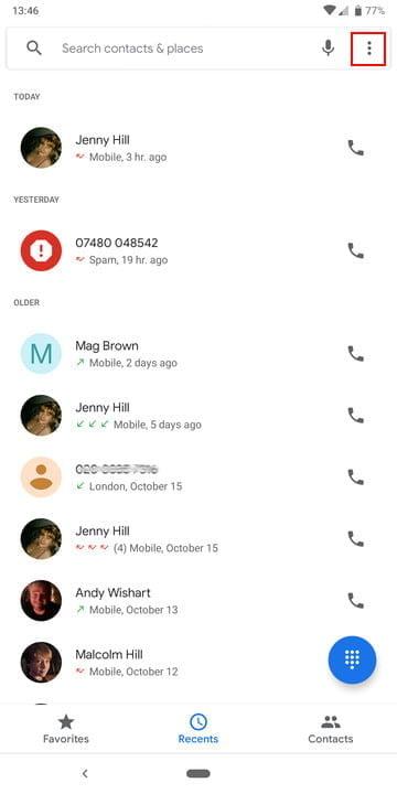 como bloquear llamadas no deseadas en telefonos inteligentes android