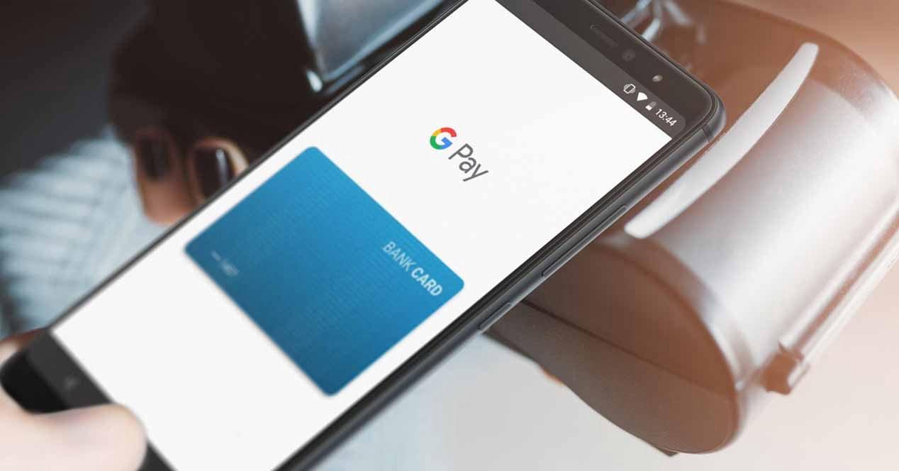 como configurar google pay para pagar con un telefono inteligente android