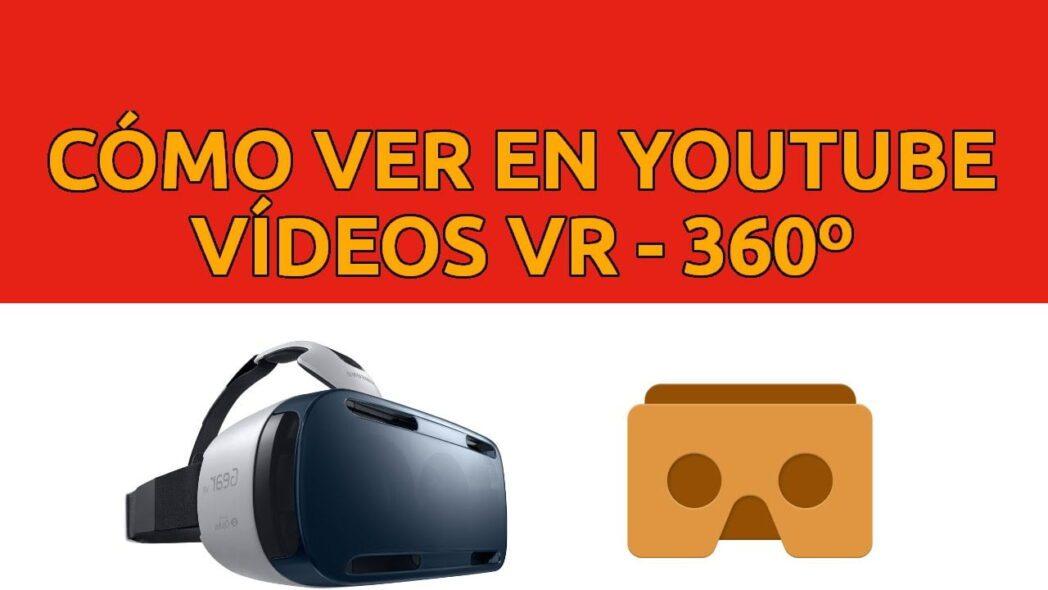 como crear videos de 360 e2808be2808bgrados en android y verlos con un visor de realidad virtual