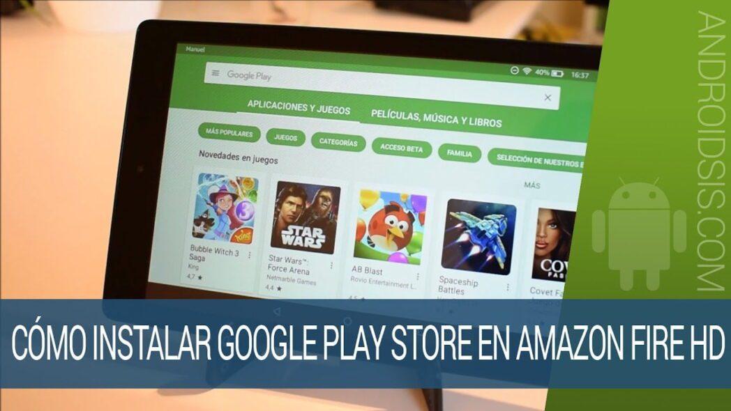 como descargar aplicaciones de android desde amazon store