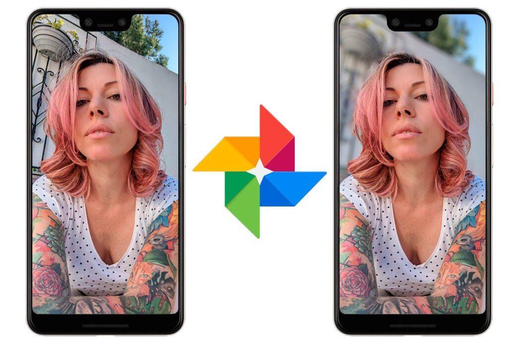 como desenfocar el fondo en fotos tomadas con android