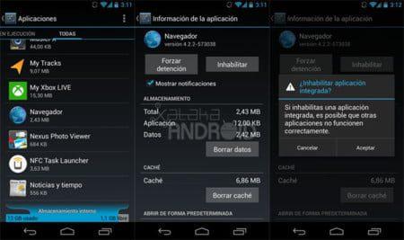 como desinstalar aplicaciones de android 1