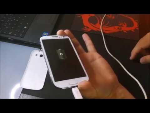 como encender un telefono inteligente android con un boton de encendido desactivado