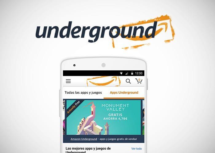 como obtener aplicaciones pagas de android completamente gratis con amazon underground