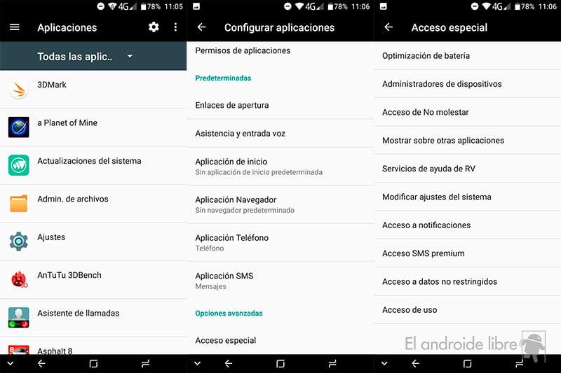 como reparar el mensaje detectado de superposicion de pantalla en android