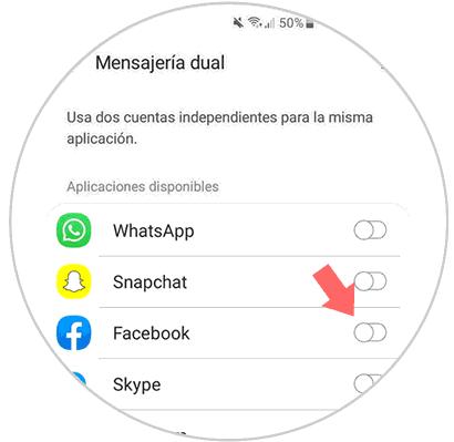 como usar 2 cuentas de facebook en android al mismo tiempo