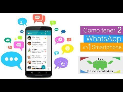 como usar whatsapp y facebook con disa para android