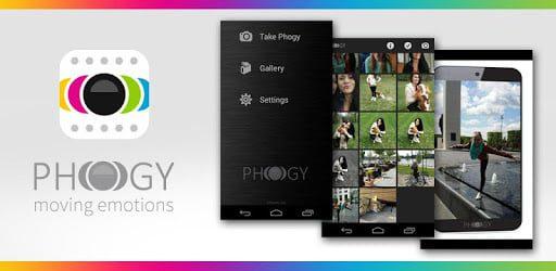 crea fotos 3d en android con la camara phogy 3d