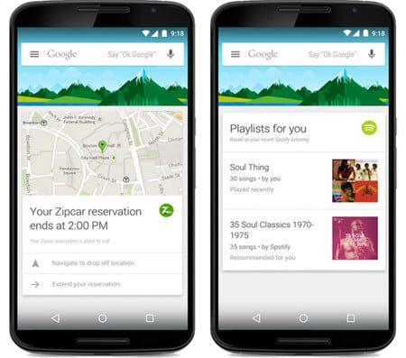 google integrara inicialmente una guia para sus aplicaciones de android