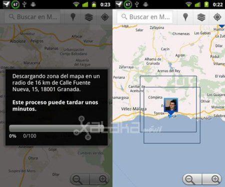 google maps 5 7 para android llega la compatibilidad con mapas sin conexion 1