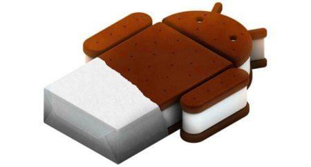 google para android ha actualizado la version 2 1 e introducido graficos estilo ice cream sandwich 2