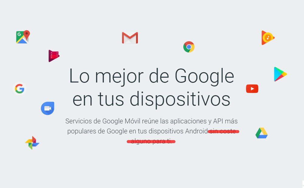 google requiere que los fabricantes preinstalen 20 aplicaciones en cada android 3