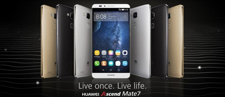 huawei ascend mate 7 actualiza android lollipop 5 1