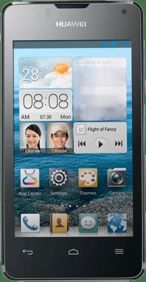 huawei ascend y300 smartphone de doble nucleo con android por solo 129 e