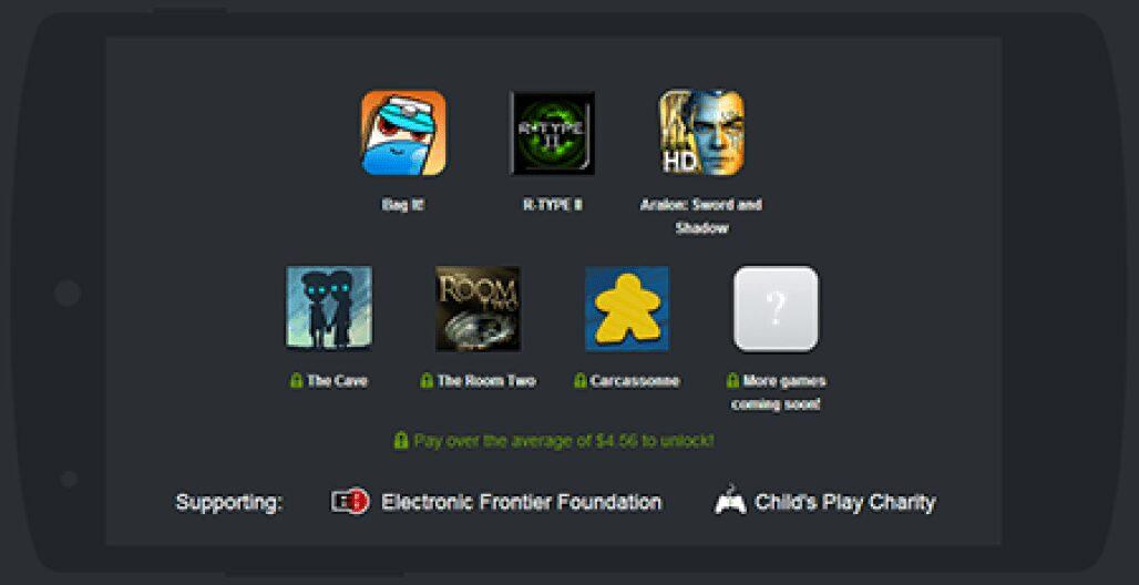 humble mobile bundle 10 6 juegos de android en una gran oferta 2