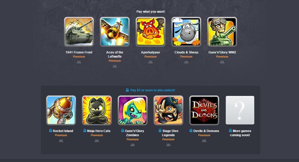 humble mobile bundle para android se agregaron tres juegos nuevos 2