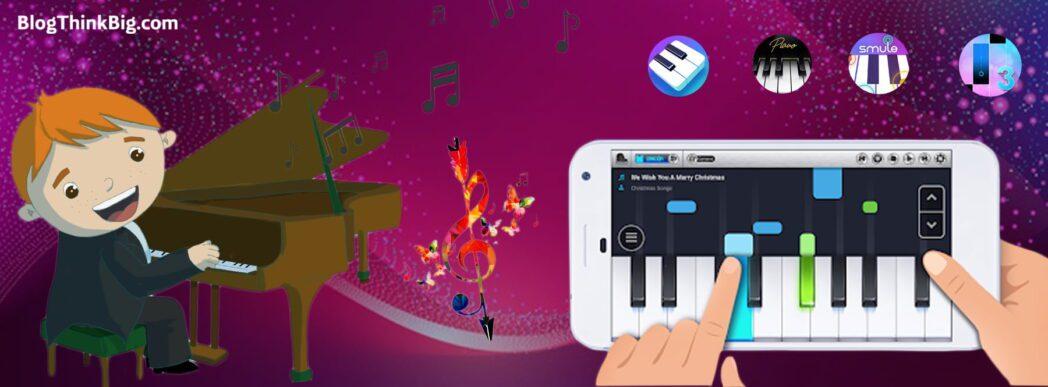 las mejores aplicaciones de android para aprender a tocar el piano en telefonos inteligentes y tabletas