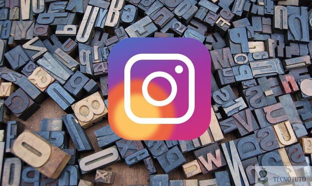 las mejores aplicaciones de android para escribir diferentes fuentes en instagram