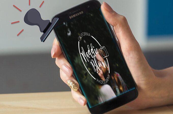las mejores aplicaciones de android para marcar fotos de agua