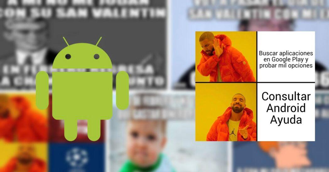 las mejores aplicaciones de creacion de memes para android para probar