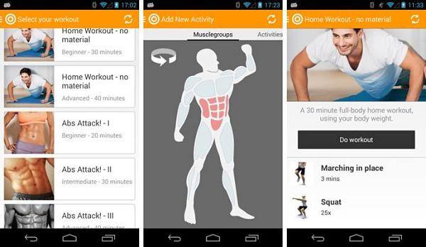 las mejores aplicaciones de culturismo para android para probar ahora