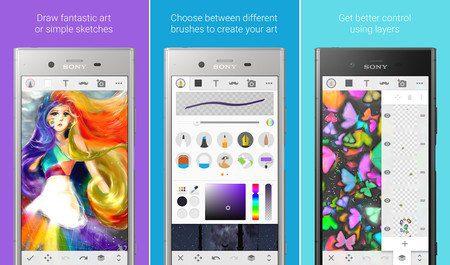 las mejores aplicaciones de dibujo para android