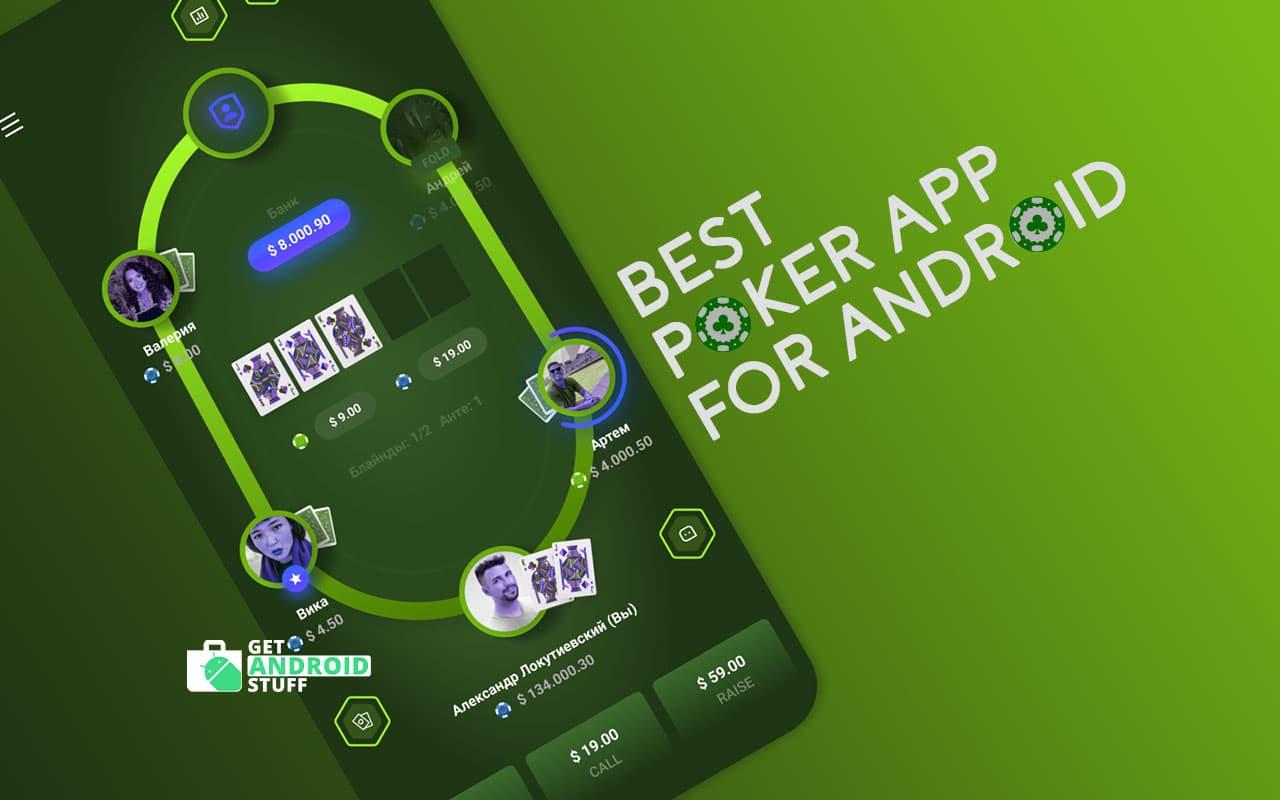 las mejores aplicaciones de poquer para android para probar ahora