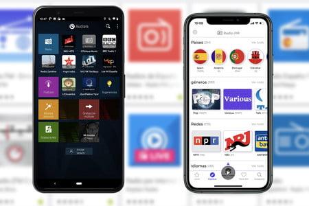 las mejores aplicaciones de radio de android para escuchar en telefonos inteligentes