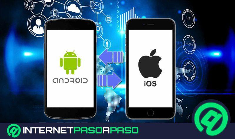 las mejores aplicaciones de transferencia de archivos de android a iphone
