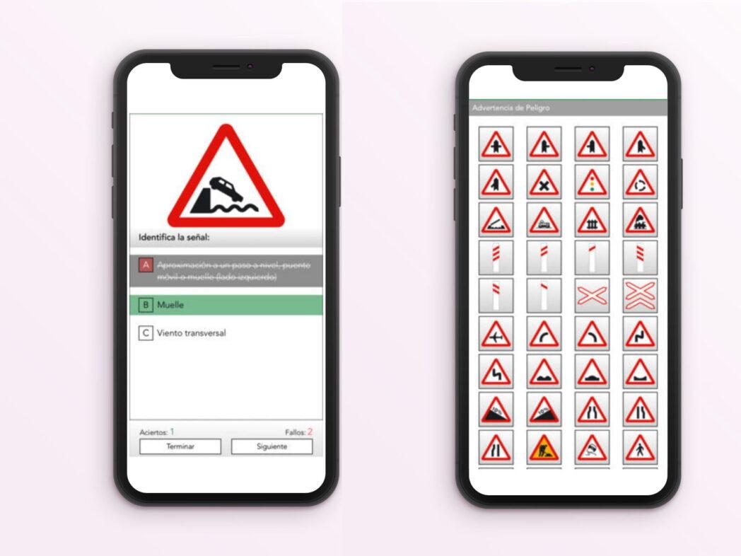 las mejores aplicaciones para aprobar cuestionarios con licencia en android