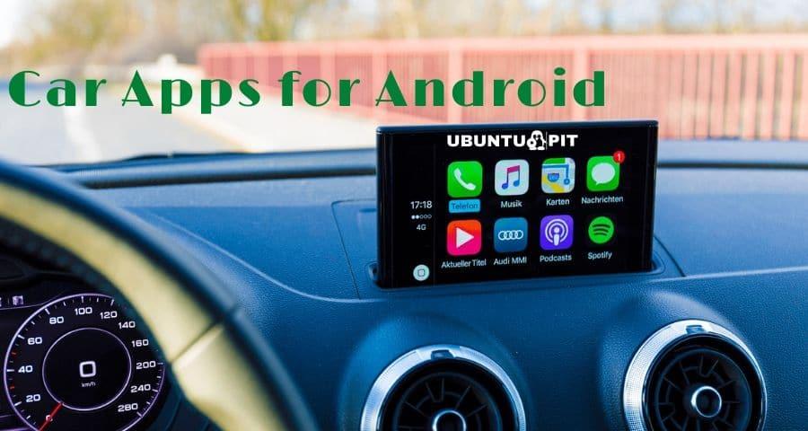 las mejores aplicaciones para convertir su telefono inteligente android en una computadora de viaje en automovil