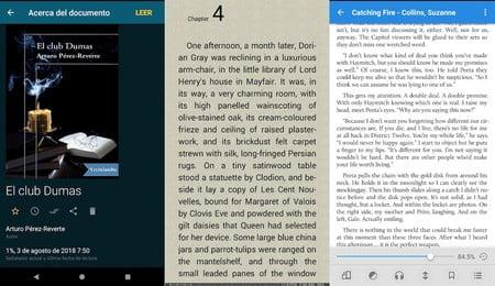 las mejores aplicaciones para leer libros kindle en android